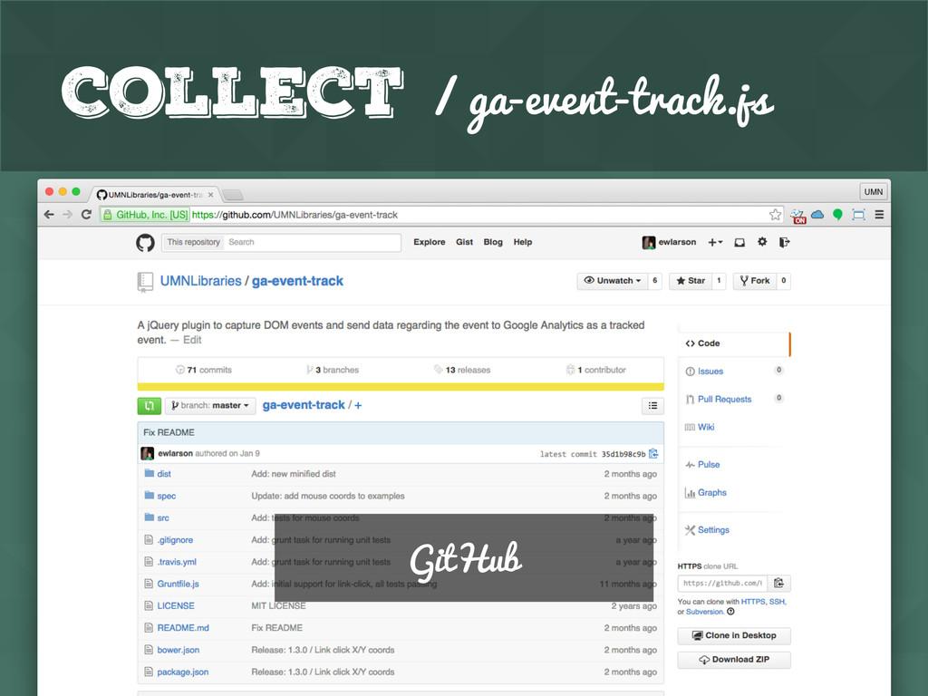 GitHub Collect / ga-event-track.js