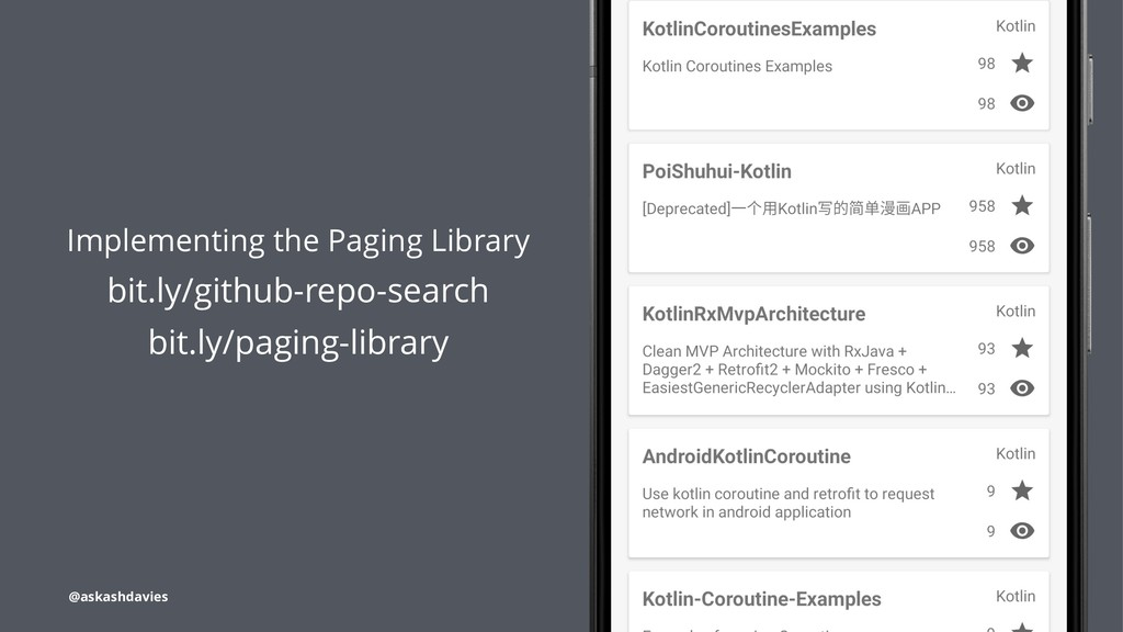 Implementing the Paging Library bit.ly/github-r...