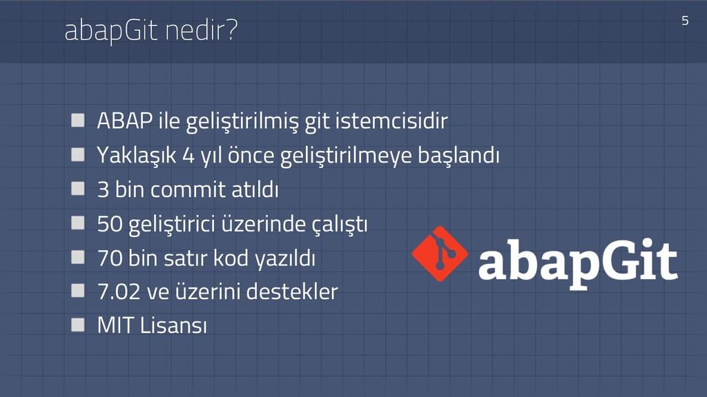 abapGit nedir? 5 ABAP ile geliştirilmiş git ist...