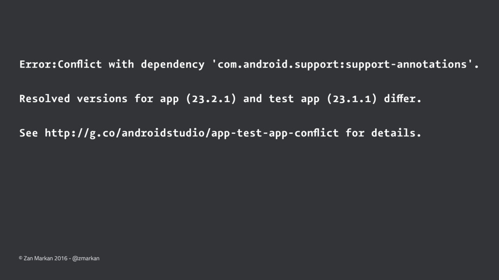 Error:Conflict with dependency 'com.android.supp...