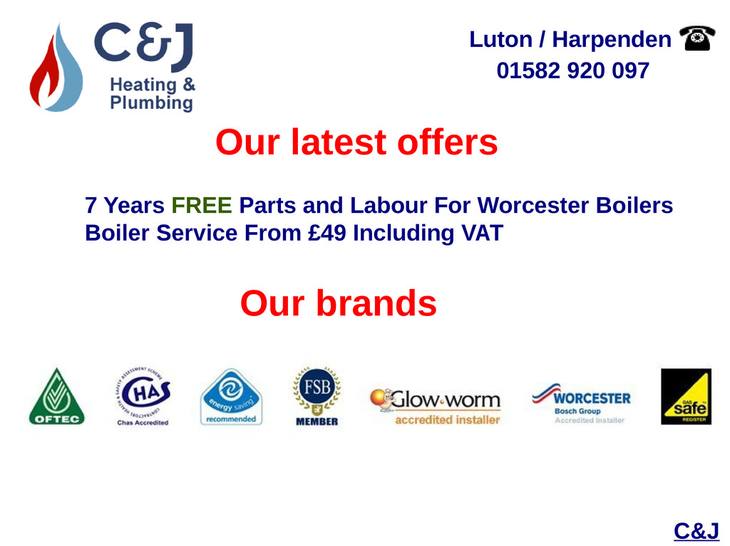 01582 920 097 Luton / Harpenden C&J Our latest ...
