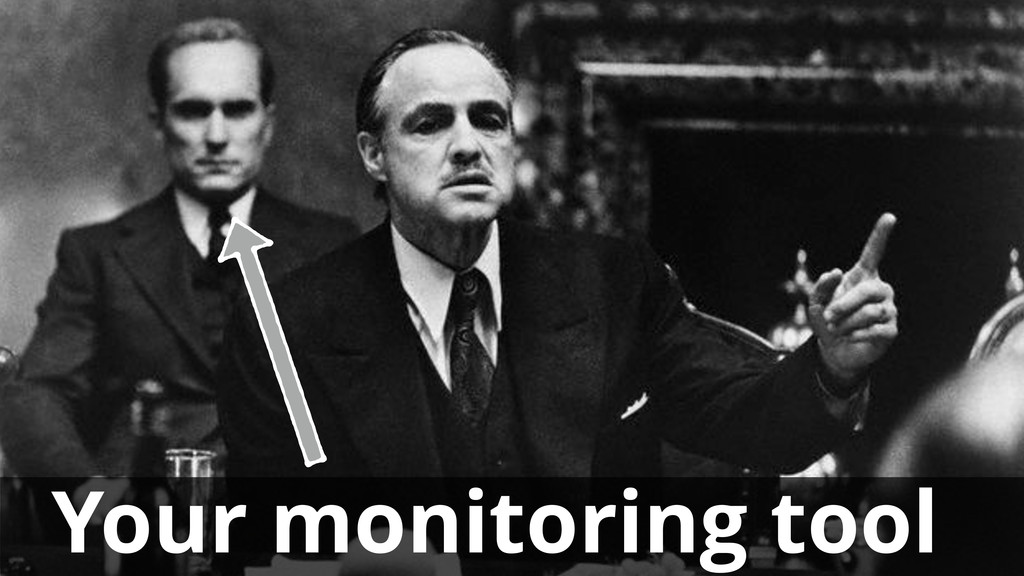 s Your monitoring tool