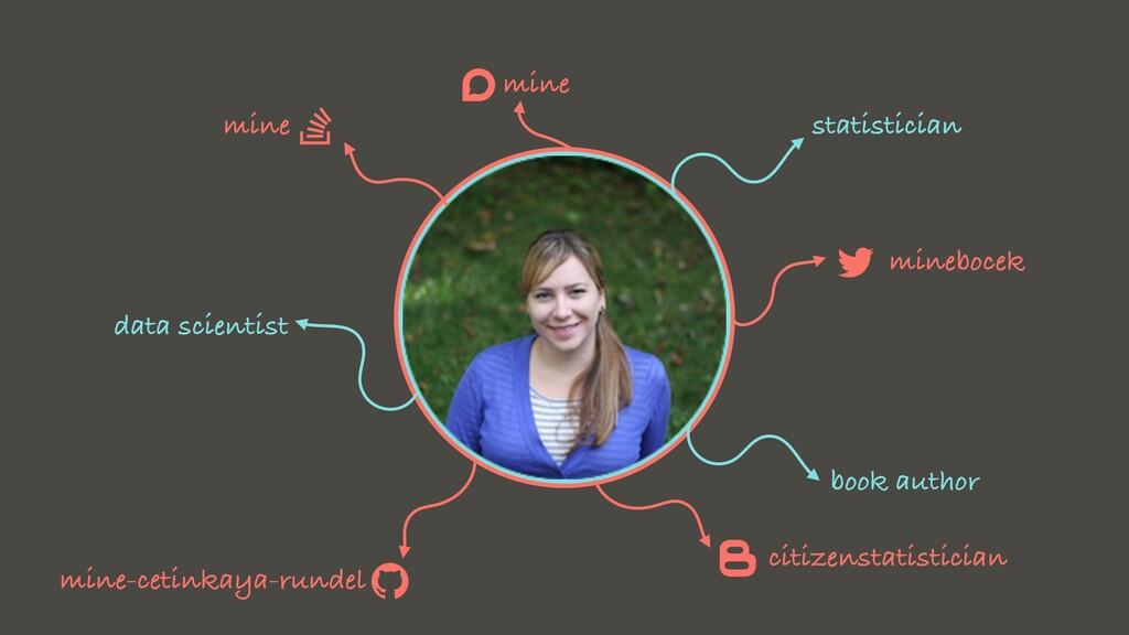 statistician data scientist book author mineboc...