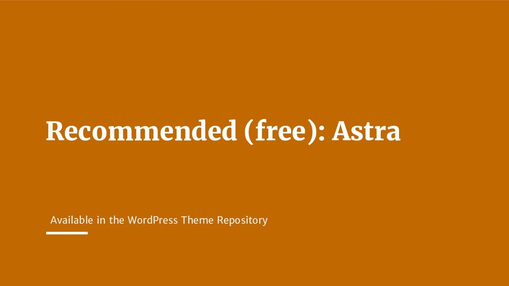 Recommended (free): Astra Available in the Word...