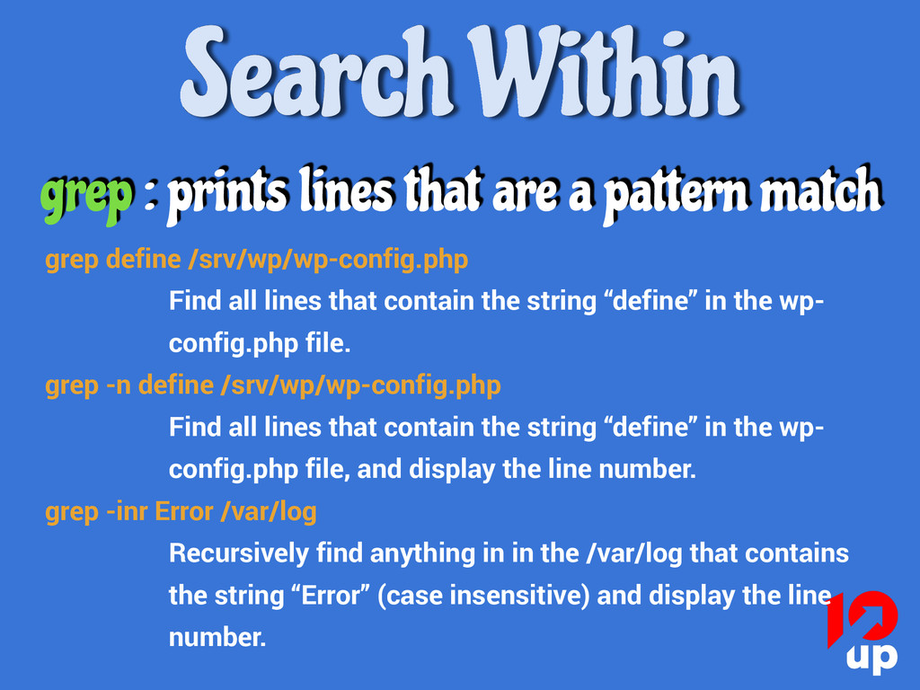 Search Within grep : prints lines that are a pa...