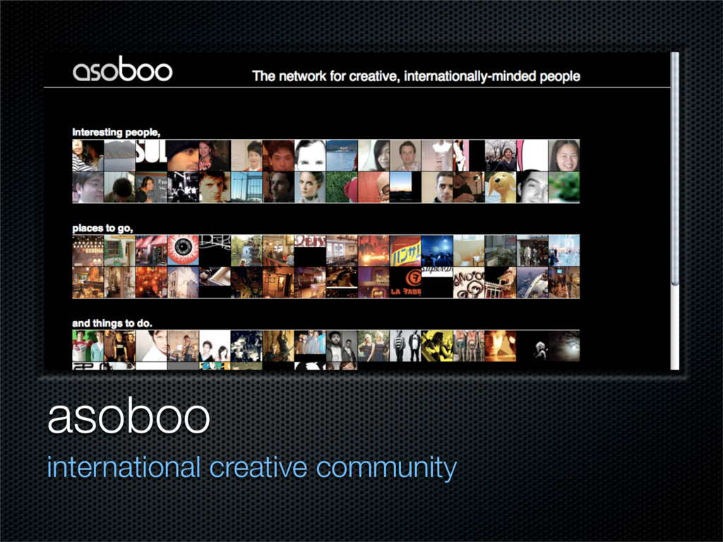 asoboo international creative community