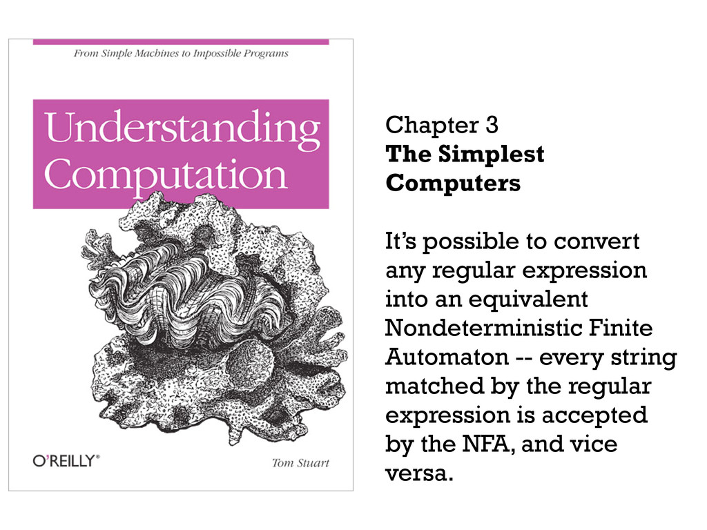 Chapter 3 The Simplest Computers It's possible ...