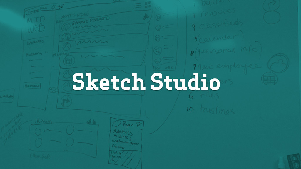Sketch Studio