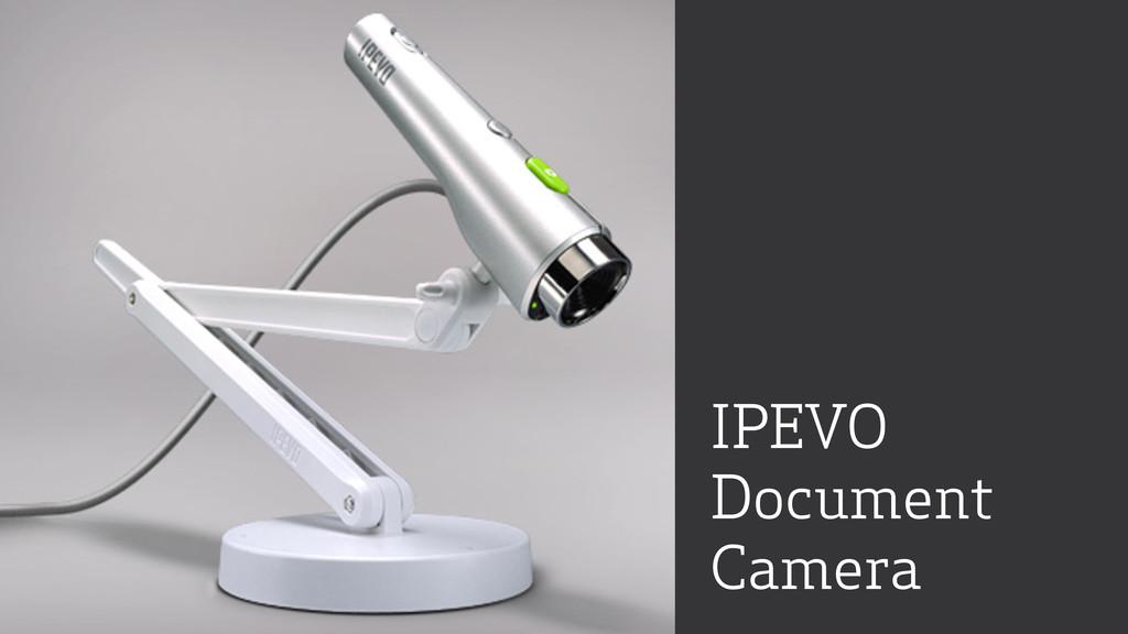 IPEVO Document Camera