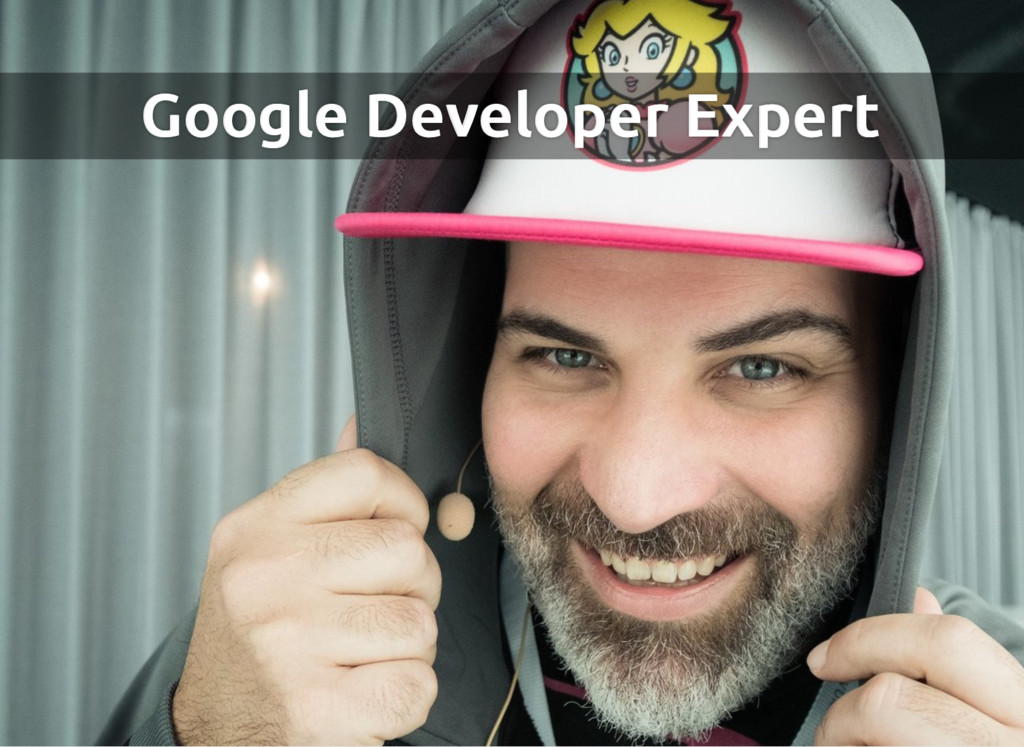 Google Developer Expert Google Developer Expert