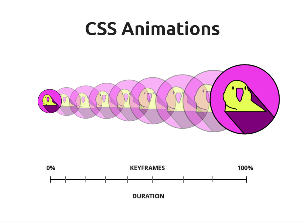 DURATION 0% 100% CSS Animations CSS Animations ...