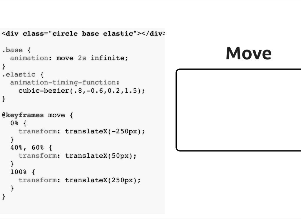 "Move Move <div class=""circle base elastic""></di..."