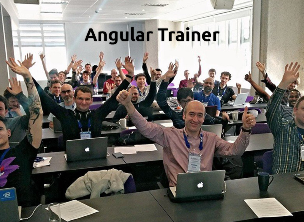 Angular Trainer Angular Trainer