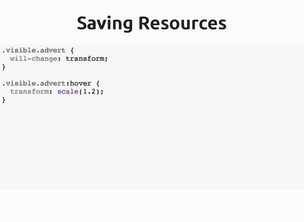 Saving Resources Saving Resources .visible.adve...