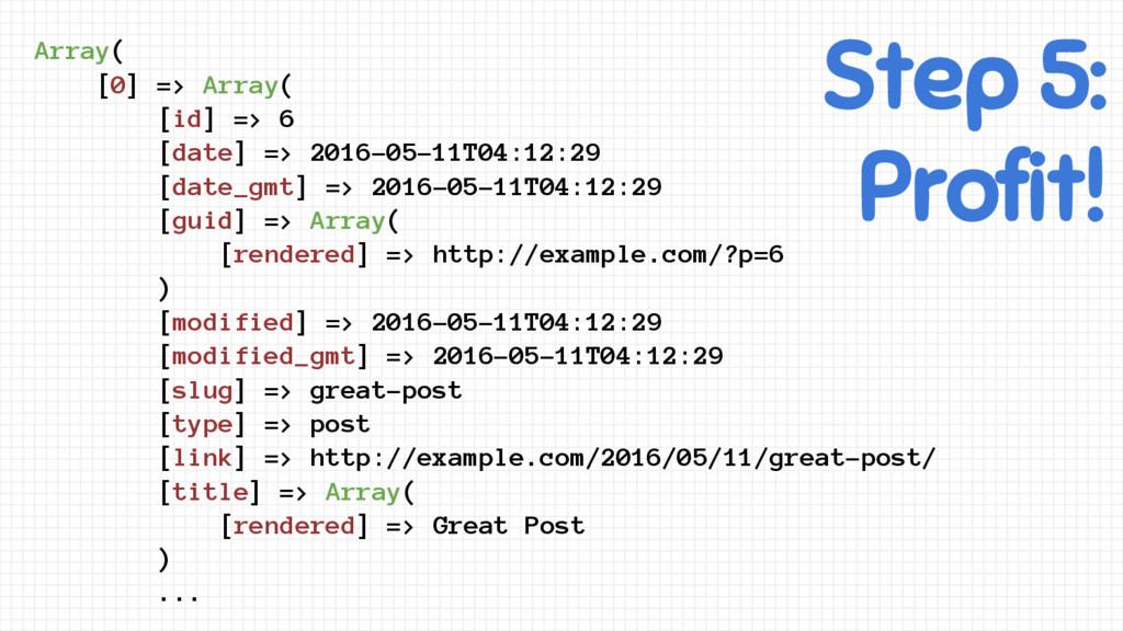 Array( [0] => Array( [id] => 6 [date] => 2016-0...