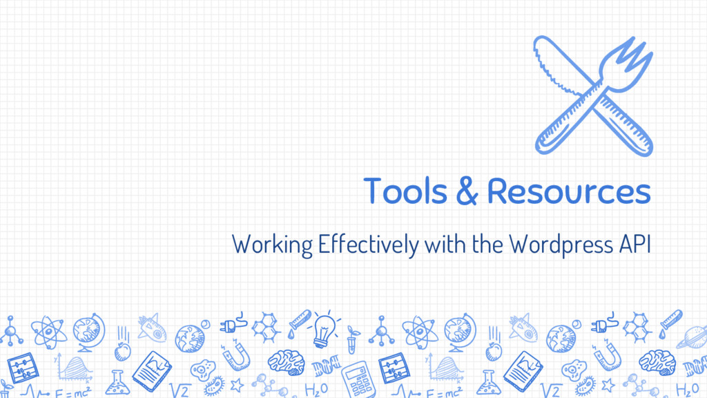Tools & Resources Working Effectively with the ...