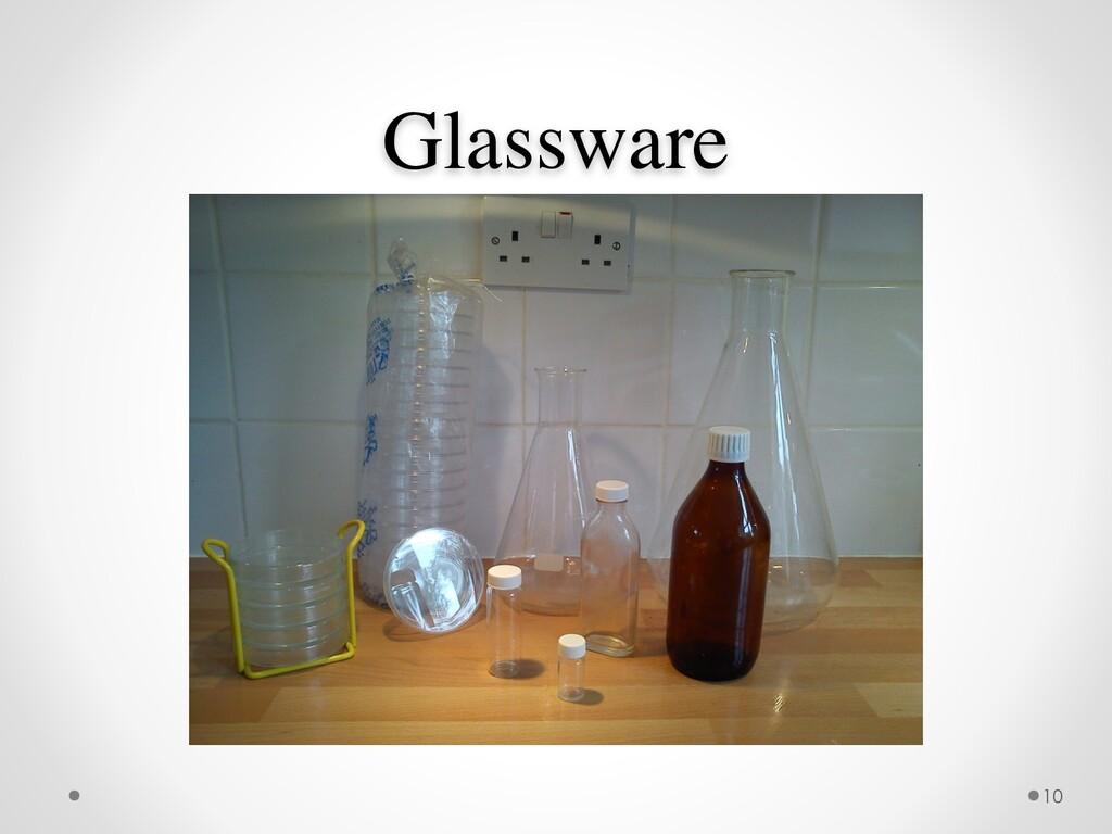 Glassware 10