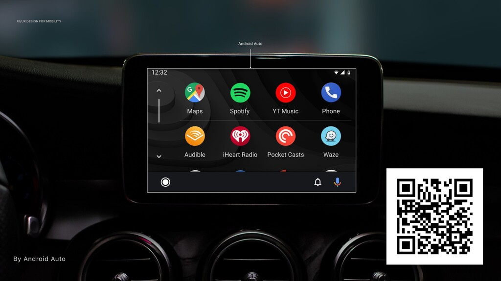 By Android Auto UI/UX DESIGN FOR MOBILITY Andro...