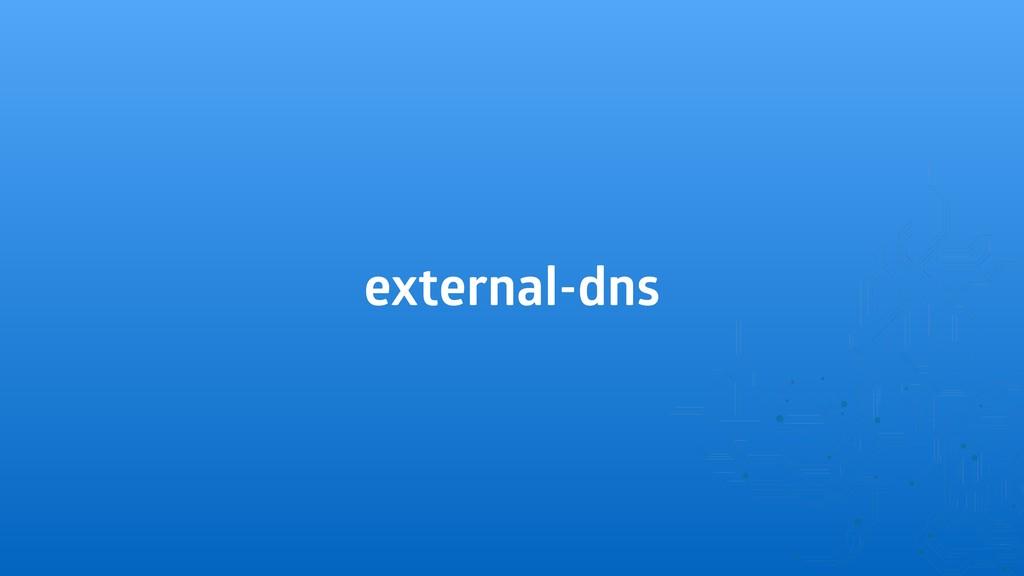 external-dns
