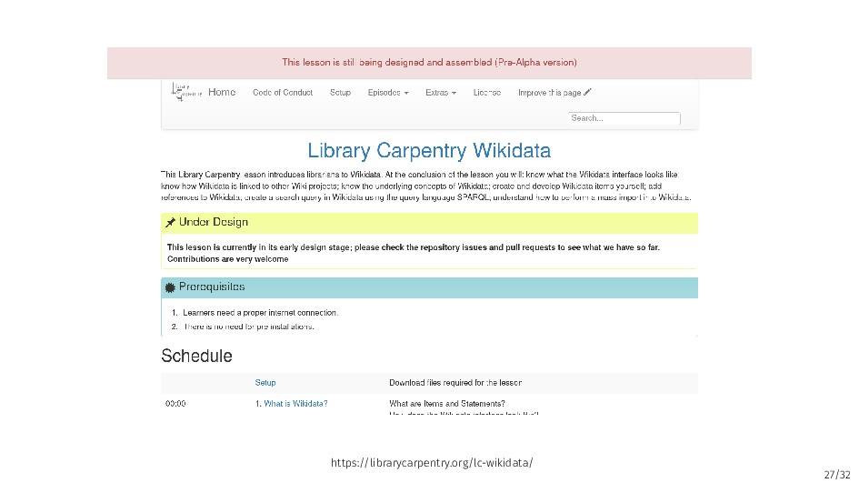27/32 https://librarycarpentry.org/lc-wikidata/