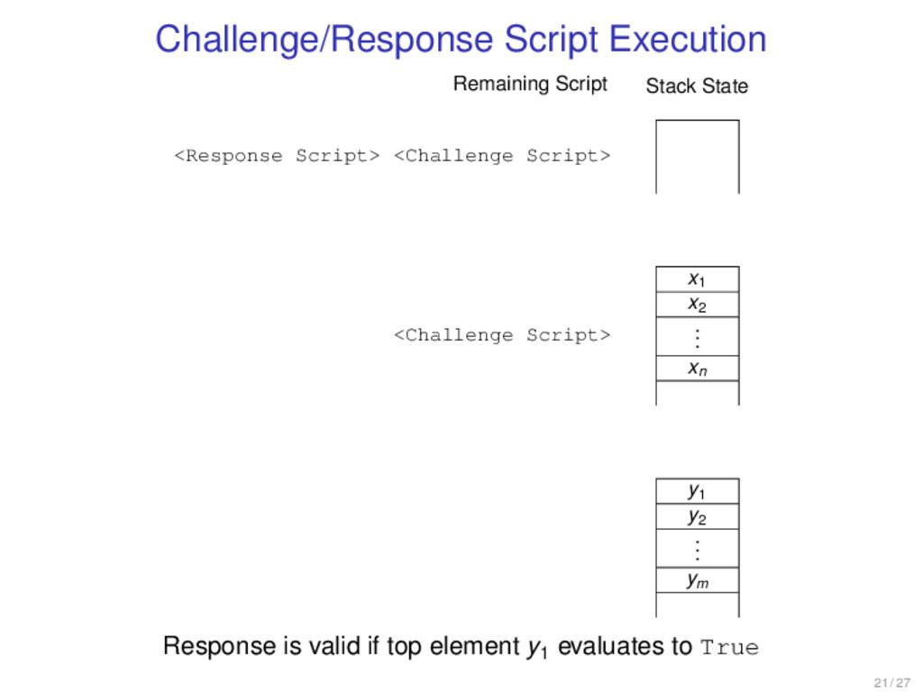Challenge/Response Script Execution <Response S...