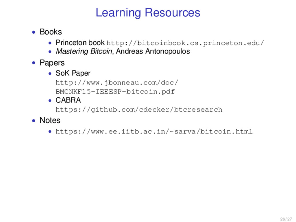 Learning Resources • Books • Princeton book htt...