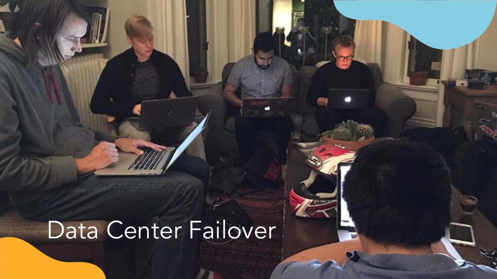 Data Center Failover