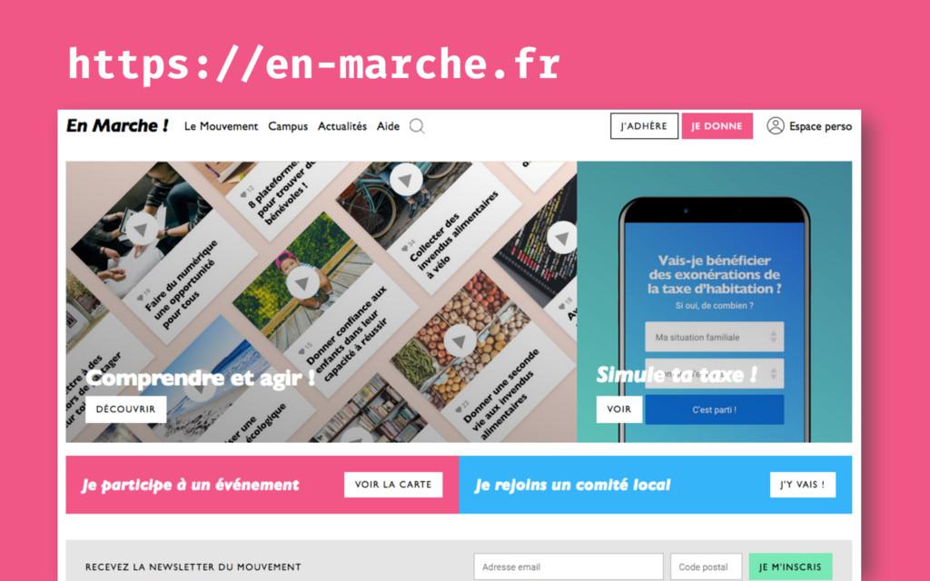 https://en-marche.fr