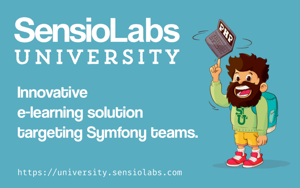 Innovative e-learning solution targeting Symfon...
