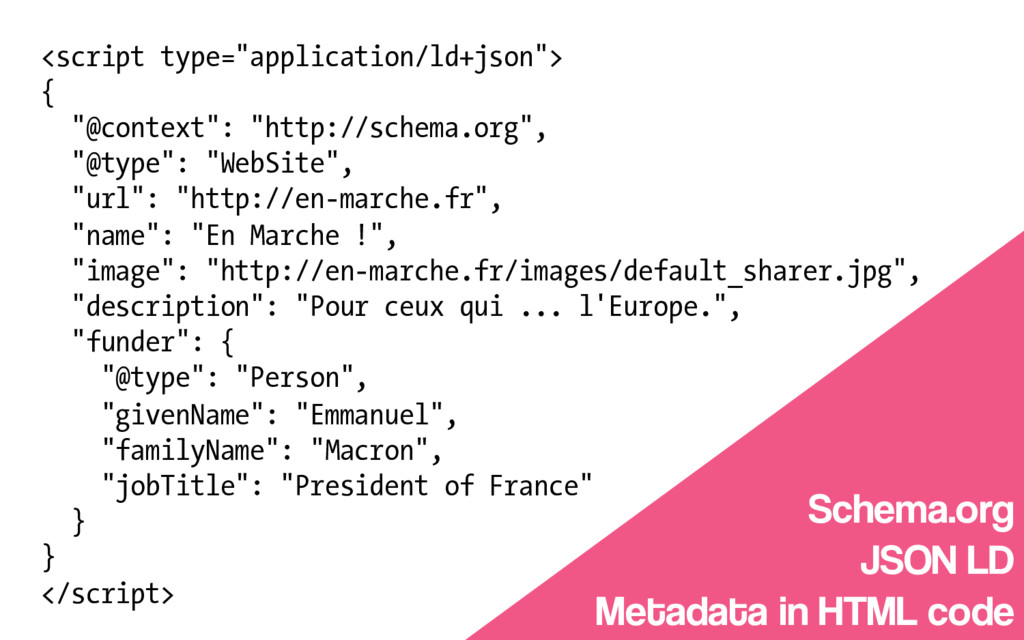 "<script type=""application/ld+json""> { ""@context..."