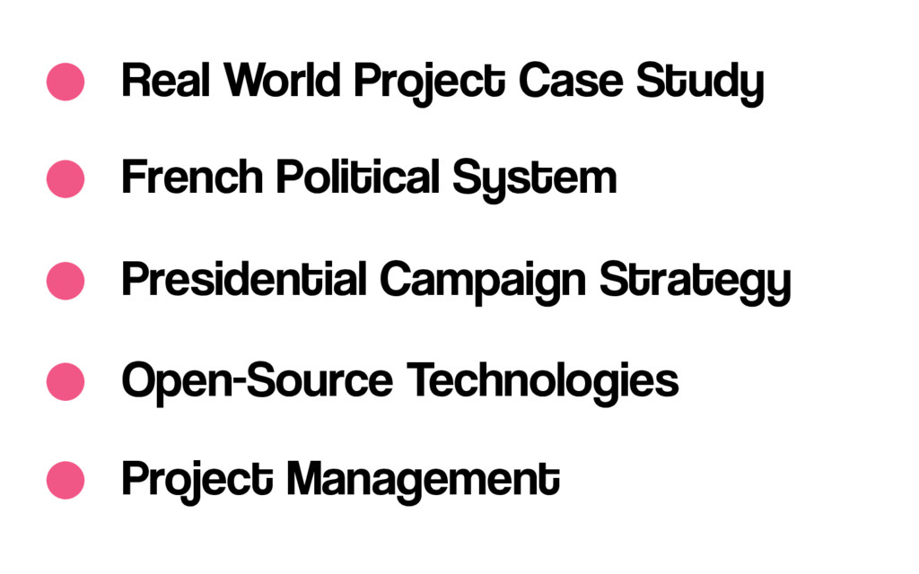 French Political System Open-Source Technologie...