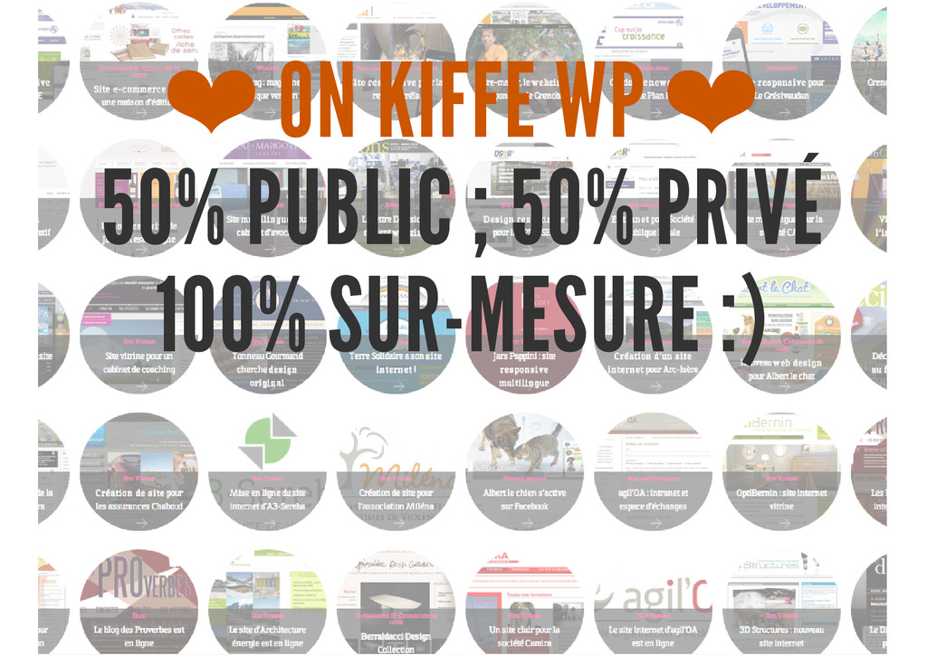 ❤ ON KIFFE WP ❤ 50% PUBLIC ; 50% PRIVÉ 100% SUR...