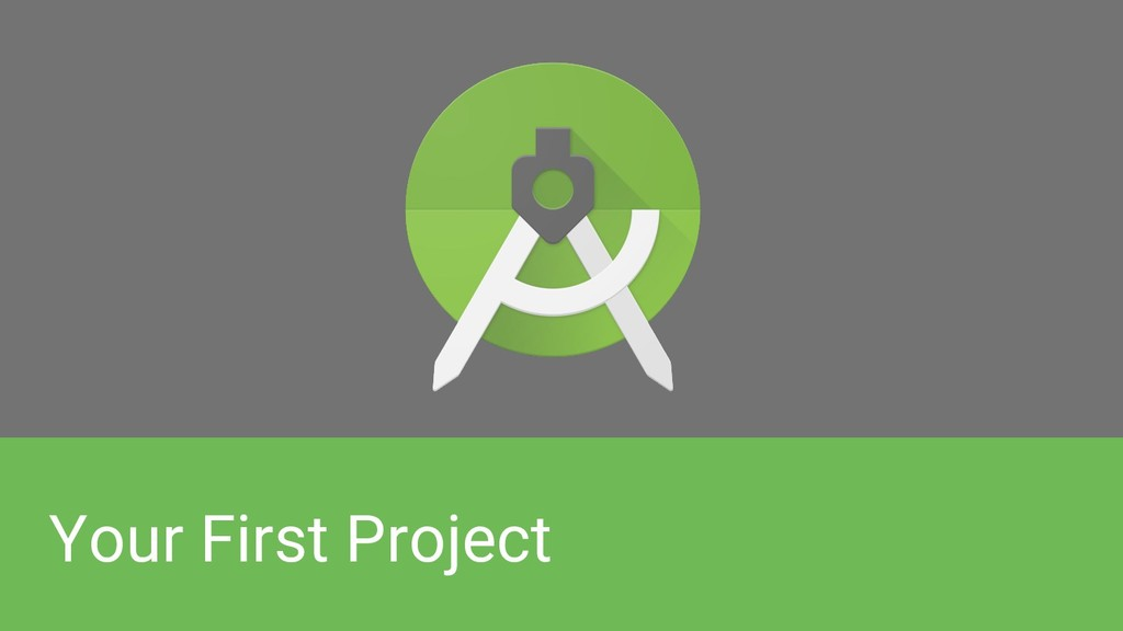Your First Project