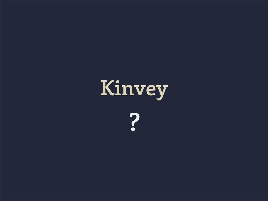 Kinvey ?