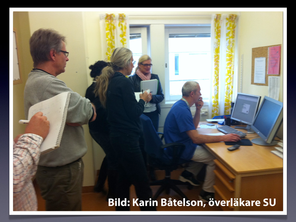 Bild: Karin Båtelson, överläkare SU