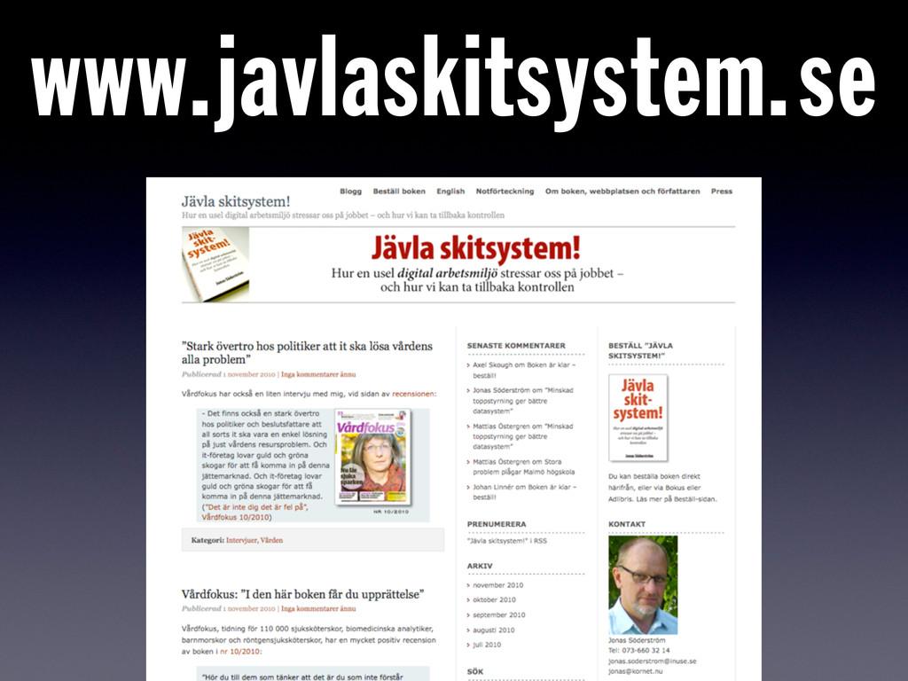 www.javlaskitsystem.se
