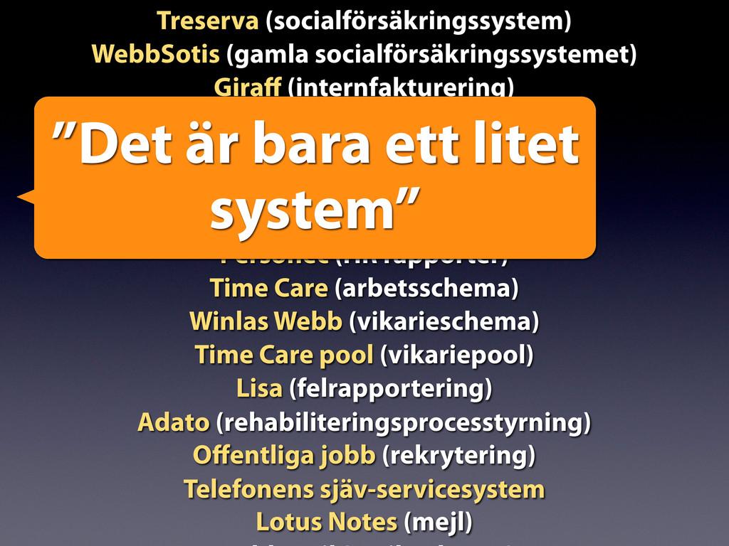 Treserva (socialförsäkringssystem) WebbSotis (g...
