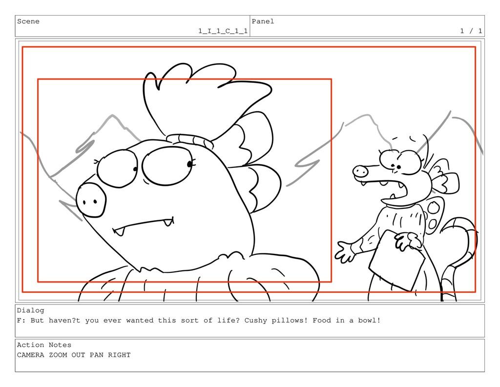 Scene 1_I_1_C_1_1 Panel 1 / 1 Dialog F: But hav...