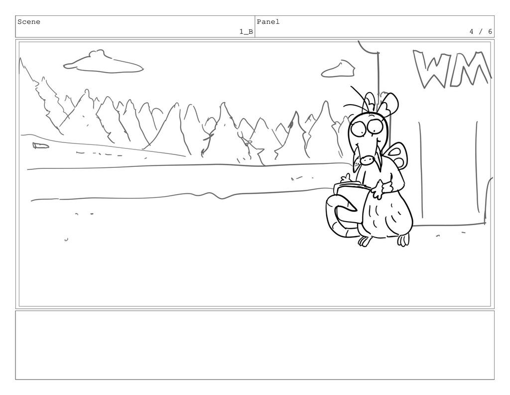 Scene 1_B Panel 4 / 6