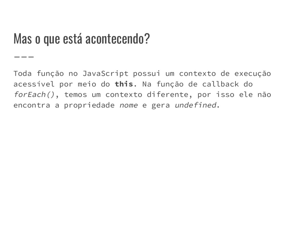 Mas o que está acontecendo? Toda função no Java...