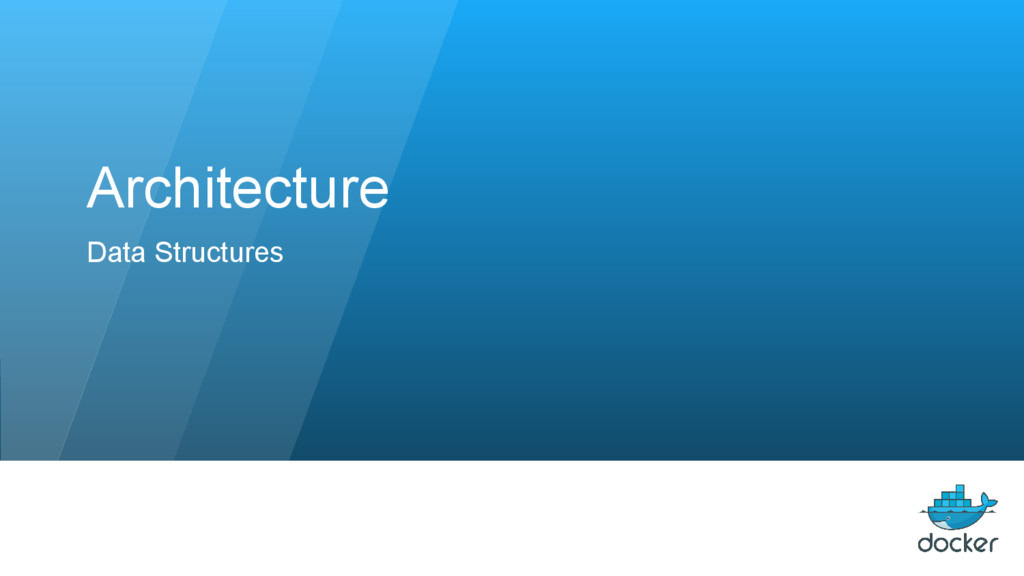 Architecture Data Structures