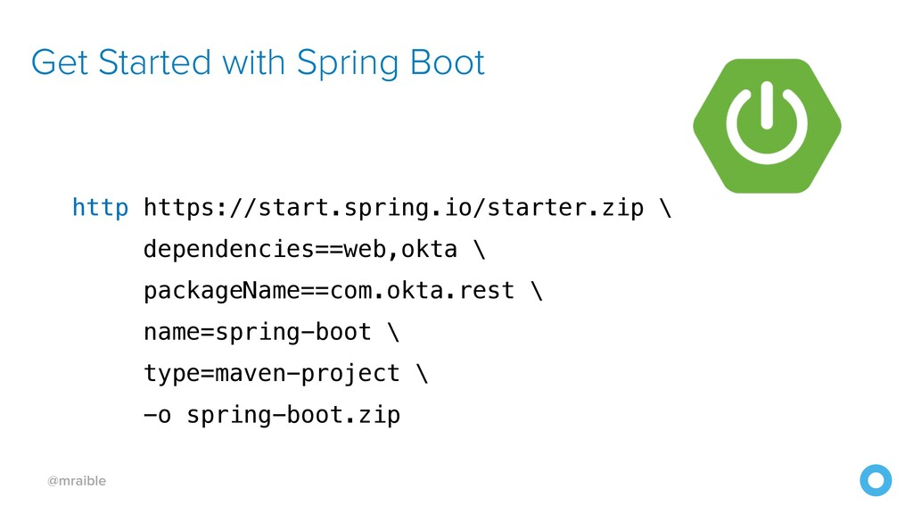 @mraible Get Started with Spring Boot http http...