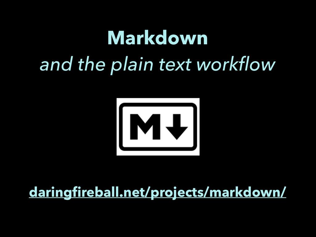 daringfireball.net/projects/markdown/ Markdown a...