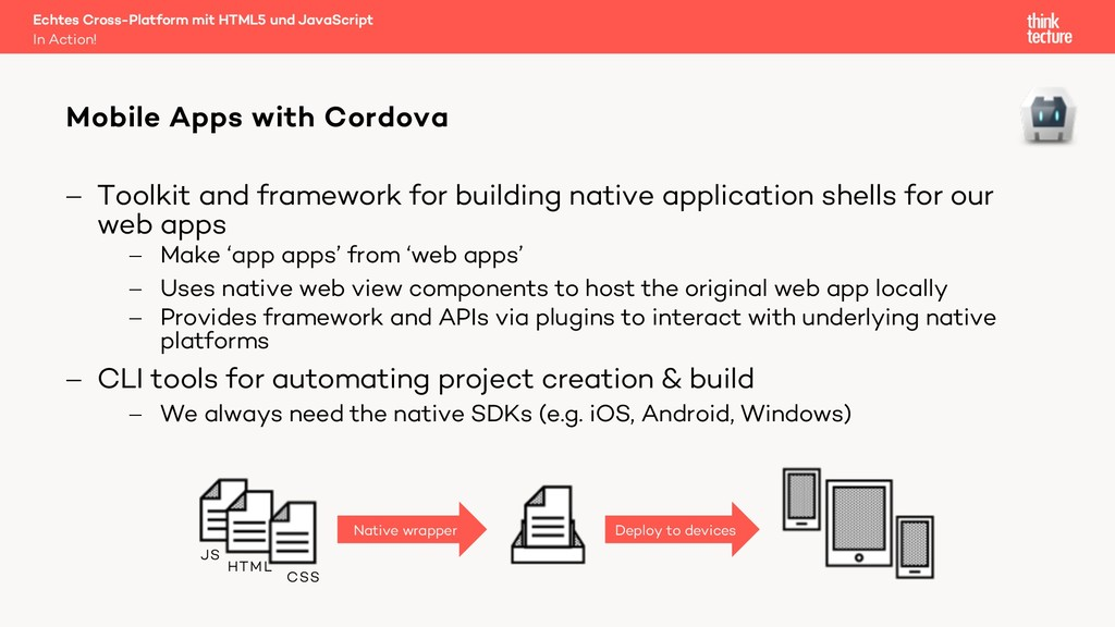 - Toolkit and framework for building native app...