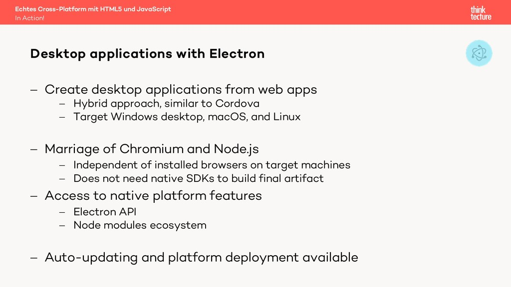 - Create desktop applications from web apps - H...