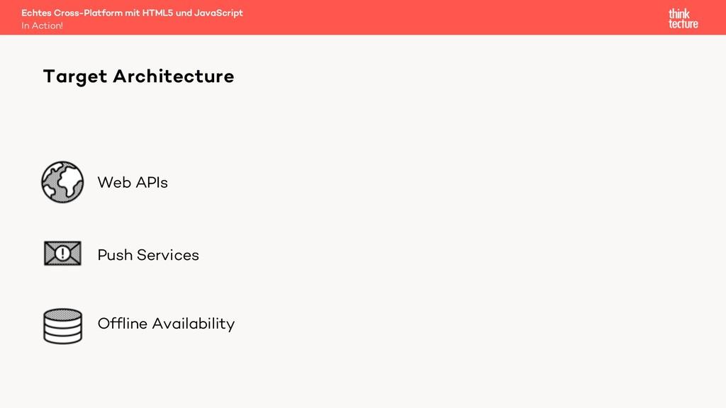 Web APIs Push Services Offline Availability Ech...