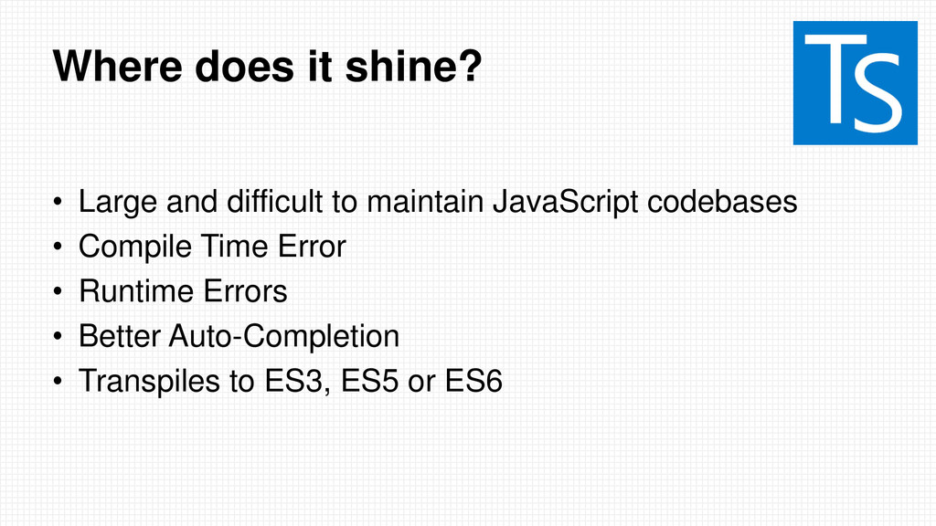 • Large and difficult to maintain JavaScript co...
