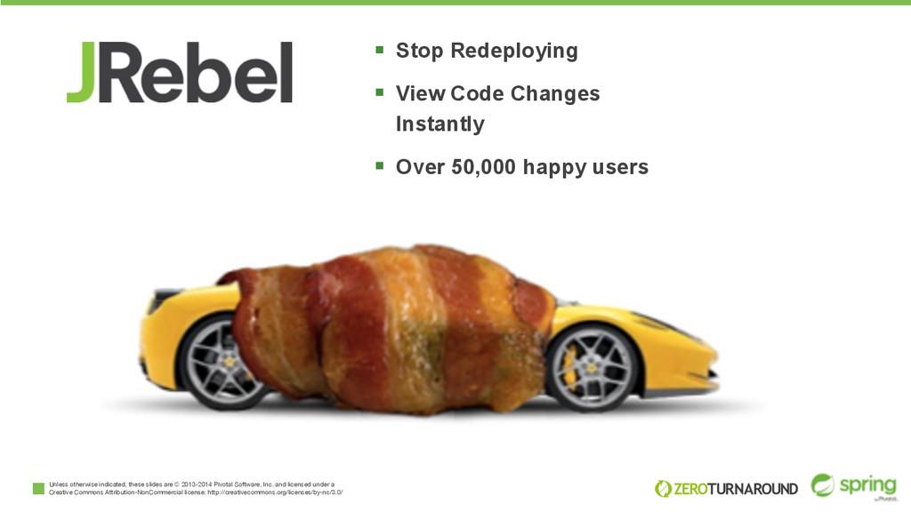 § Stop Redeploying § View Code Changes Instan...