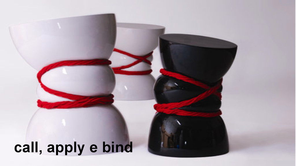 call, apply e bind