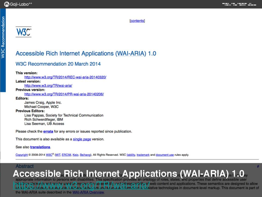 Accessible Rich Internet Applications (WAI-ARIA...